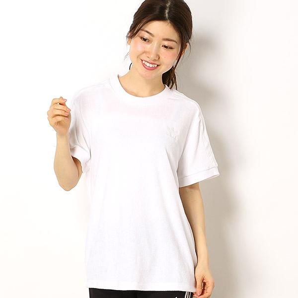 [マルイ]【セール】【アディダスオリジナルス】レディースTシャツ(3 STRIPES TEE)/アディダス オリジナルス(adidas originals)