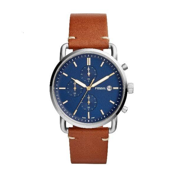 [マルイ] メンズ 腕時計 THE COMMUTER CHRONO(コミューター) 【型番:FS5401】/フォッシル(FOSSIL)