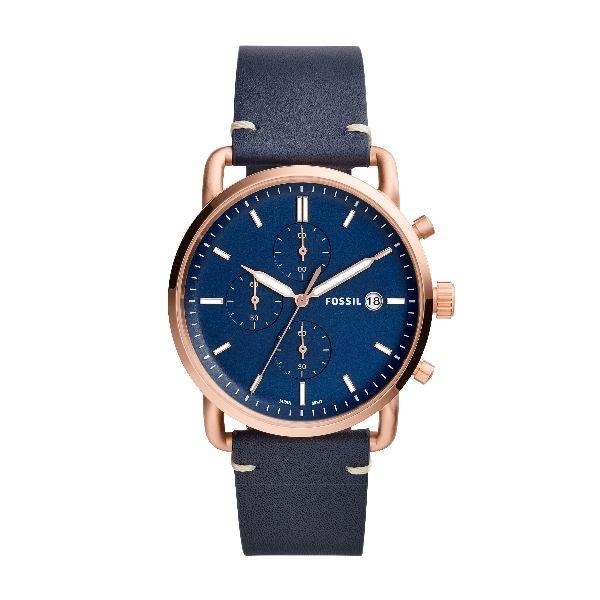 [マルイ] メンズ 腕時計 THE COMMUTER CHRONO(コミューター) 【型番:FS5404】/フォッシル(FOSSIL)