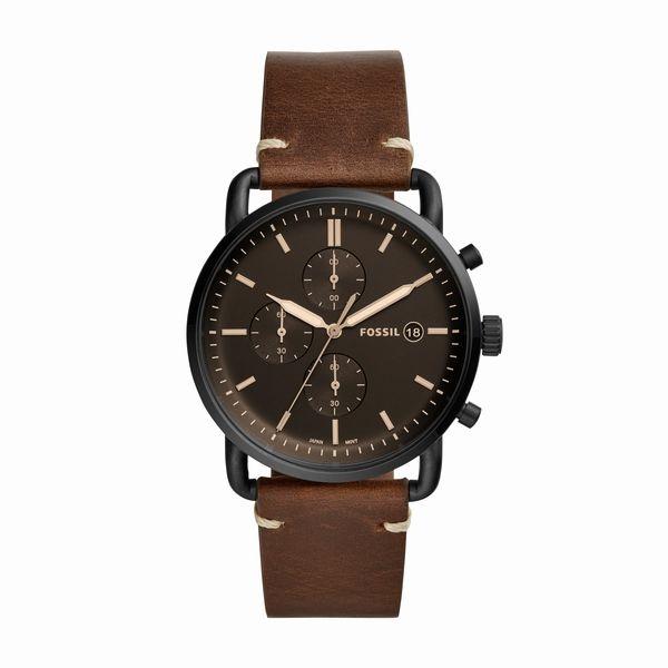 [マルイ] メンズ 腕時計 THE COMMUTER CHRONO(コミューター) 【型番:FS5403】/フォッシル(FOSSIL)