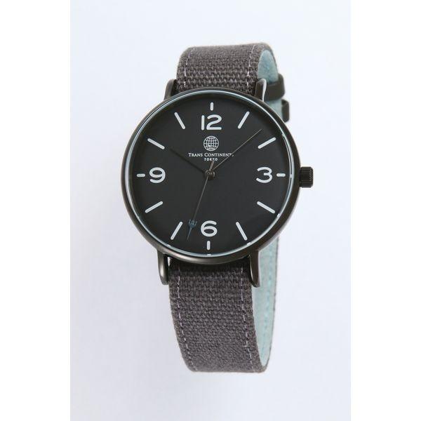 [マルイ] メンズ・レディス時計クオーツ/トランスコンチネンツ(時計)(TRANS CONTINENTS)