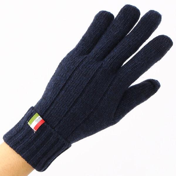 [マルイ] ニット手袋/オロビアンコ