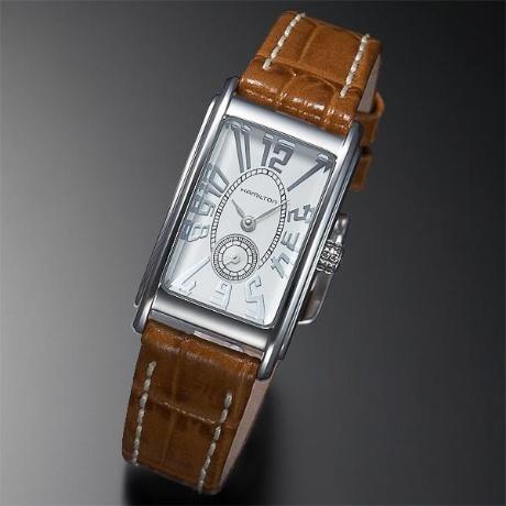 new style 767ff cbd9c レディース時計(アードモア[型番:11211553]) | ハミルトン ...