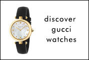 discover gucci watches