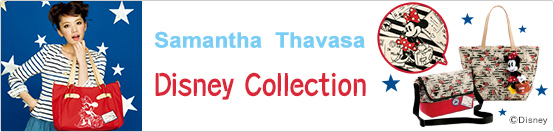 Samantha Thavasa Disney Collection
